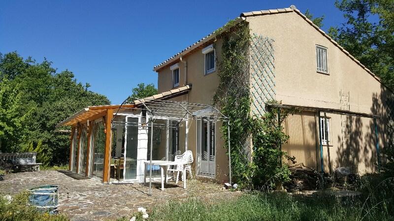 Maison de 94  m2 - Entrecasteaux (83570)