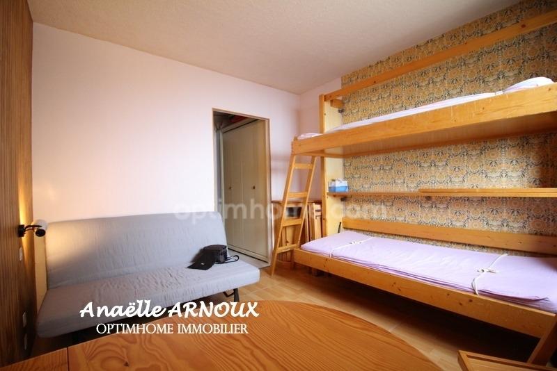 Appartement en résidence de 18  m2 - Orcières (05170)