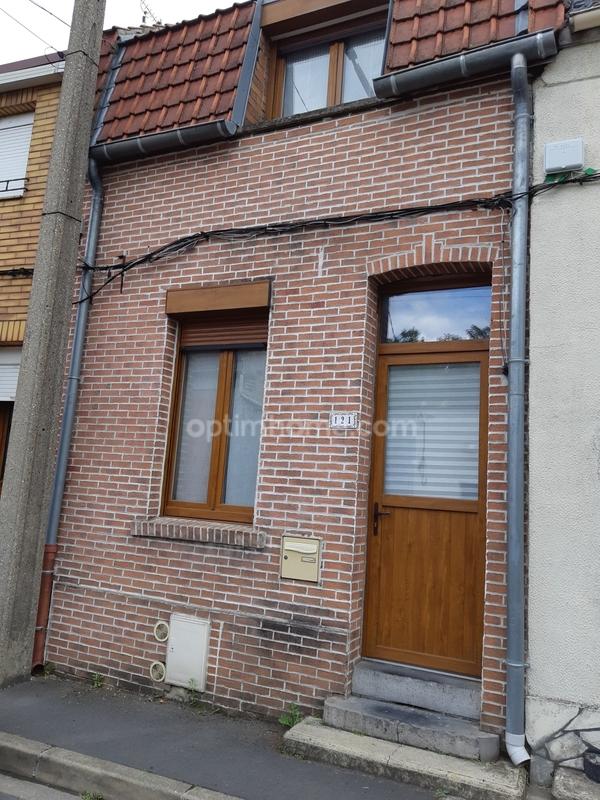 Maison de ville de 97  m2 - Hénin-Beaumont (62110)