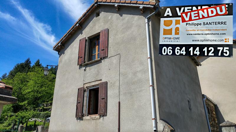 Maison de 56  m2 - Villefort (48800)