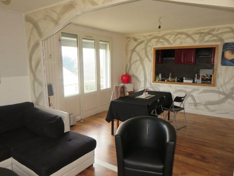 Appartement de 79  m2 - Épinal (88000)