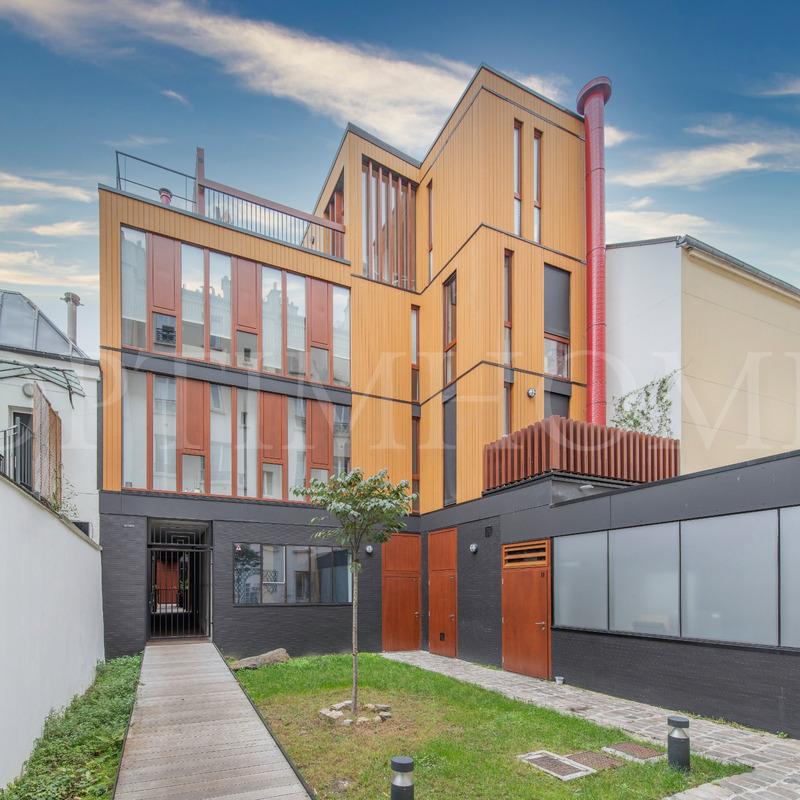 Duplex de 92  m2 - Paris (75015)