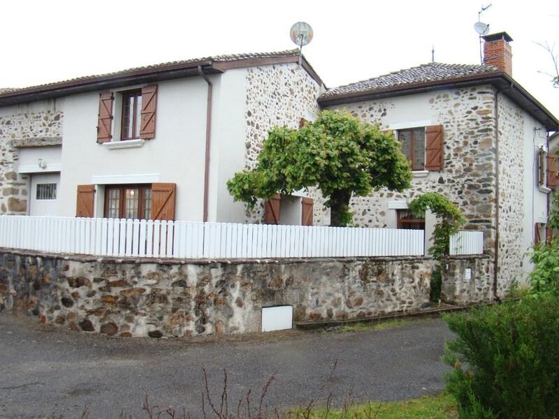 Maison en pierre de 145  m2 - Saint-Junien (87200)