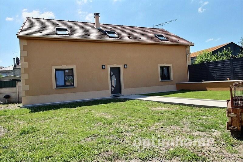 Maison individuelle de 105  m2 - Mouy (60250)