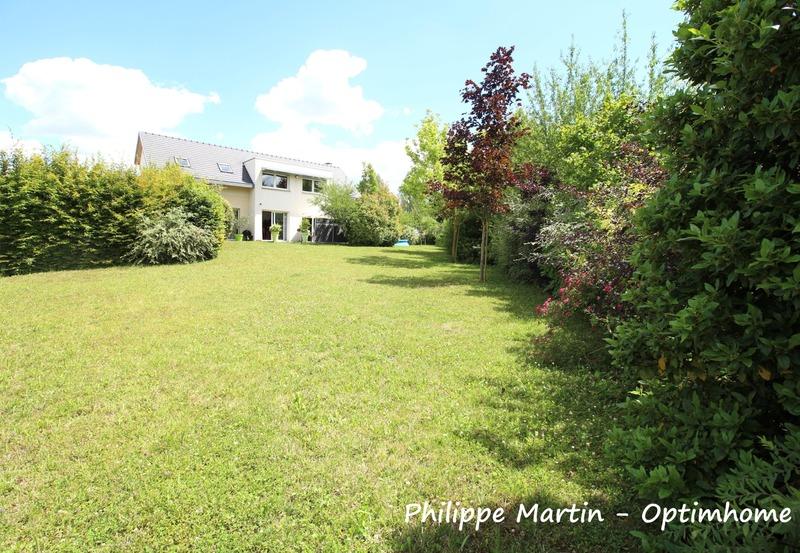 Maison contemporaine de 166  m2 - Amiens (80090)