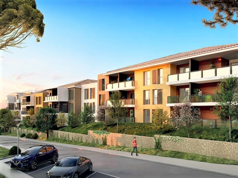 Appartement de 43  m2 - Draguignan (83300)
