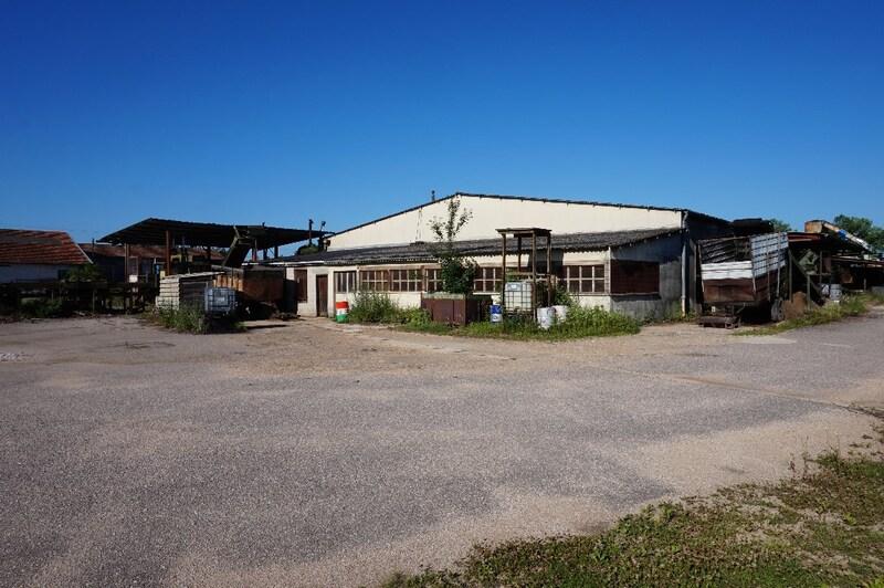 Terrain industriel de   m2 - Val-d'Ornain (55000)