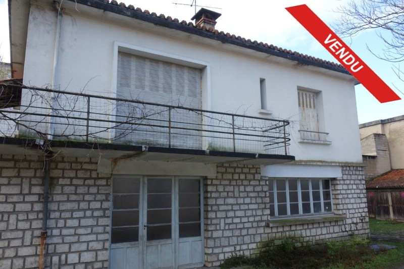 Maison contemporaine de 95  m2 - Angoulême (16000)