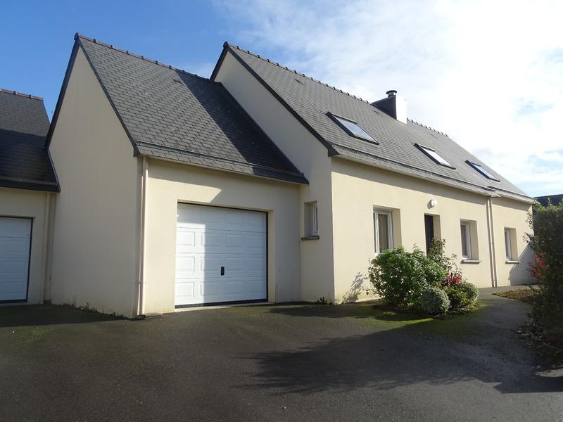 Maison de 154  m2 - Rennes (35000)