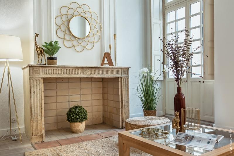 Appartement rénové de 47  m2 - Bordeaux (33000)