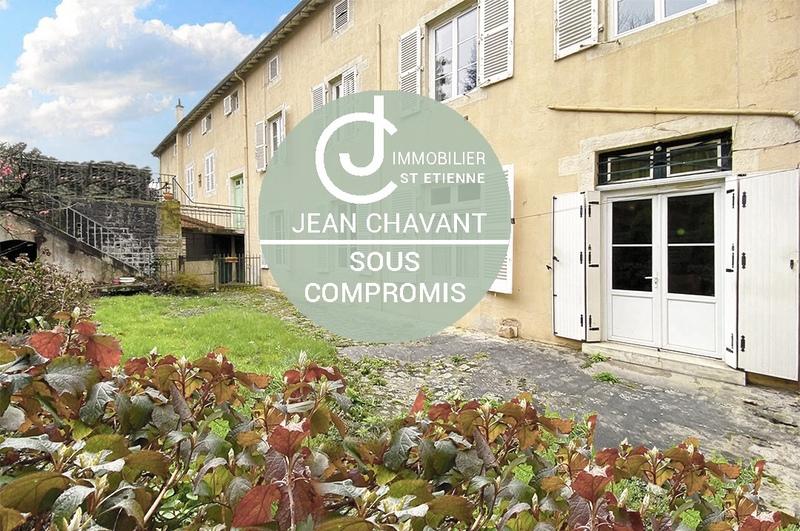 Appartement bourgeois de 170  m2 - Saint-Chamond (42400)