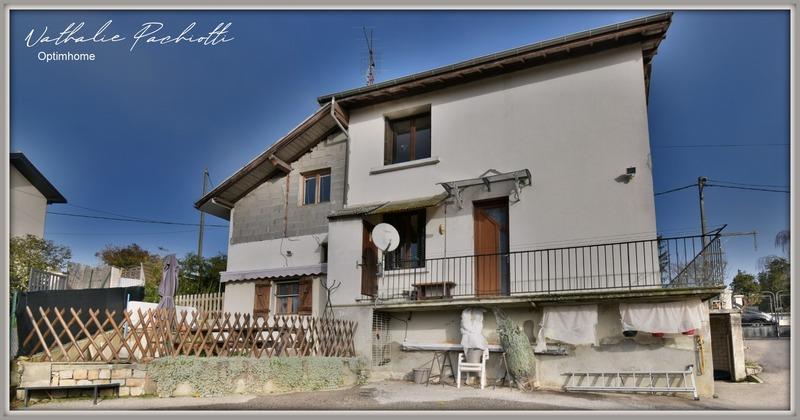 Maison de 75  m2 - Moirans (38430)