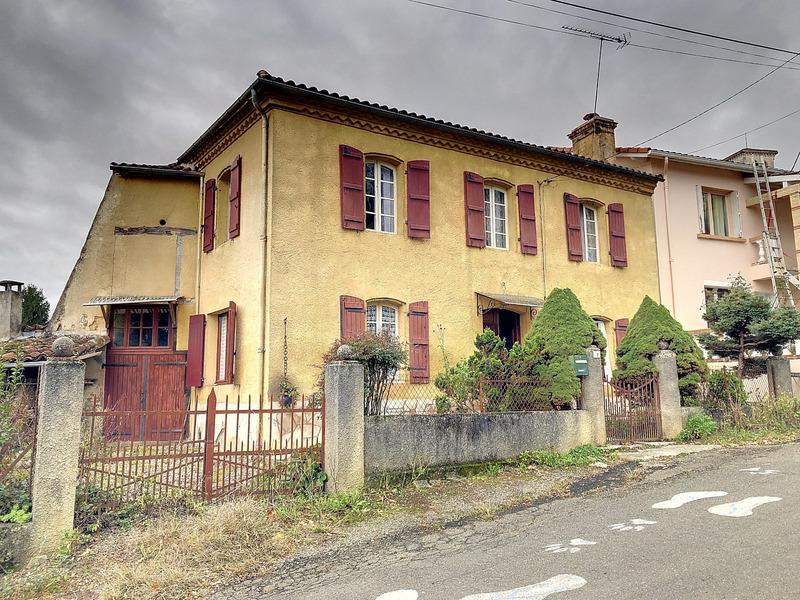 Maison de village de 93  m2 - Cazaubon (32150)