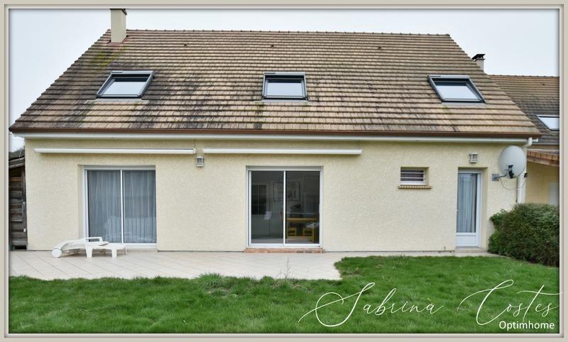 Maison de 143  m2 - Gasny (27620)
