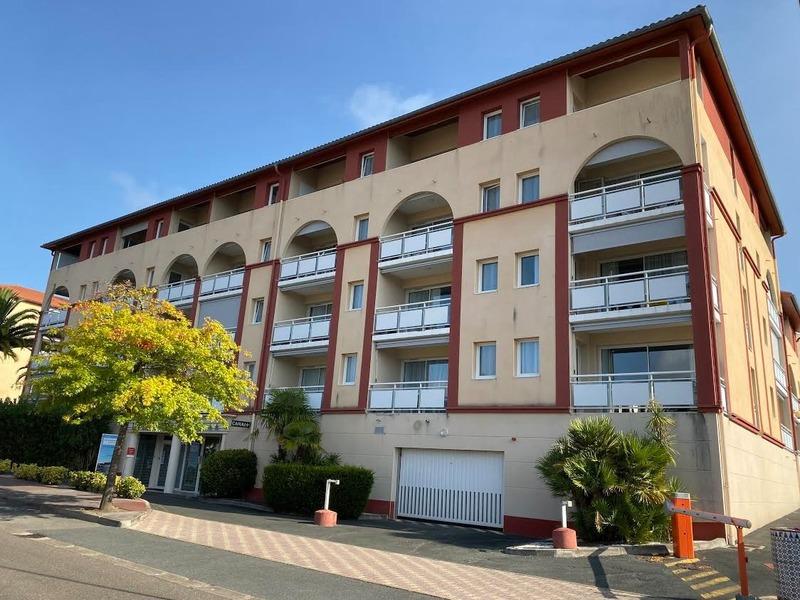Appartement en résidence de 36  m2 - Dax (40100)