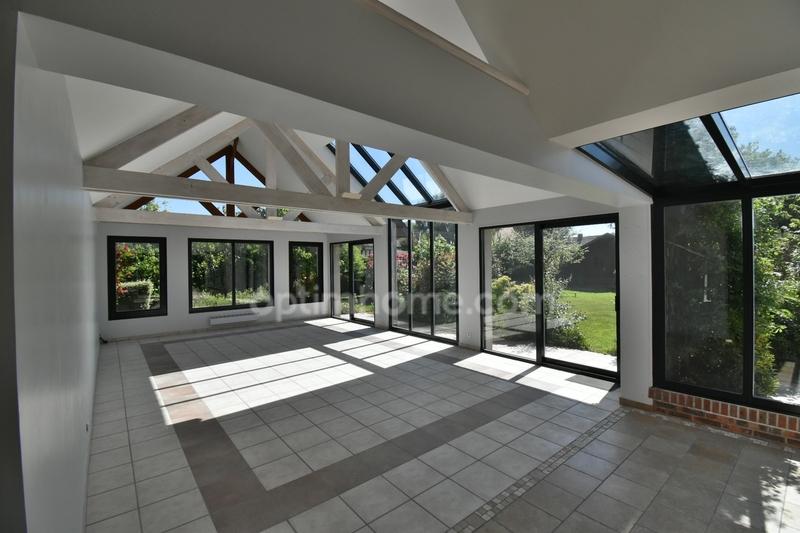 Maison individuelle de 218  m2 - Bourseville (80130)