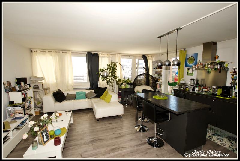 Appartement de 90  m2 - Thonon-les-Bains (74200)