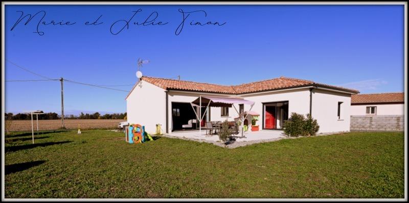 Maison de 112  m2 - Saint-Sulpice-la-Pointe (81370)