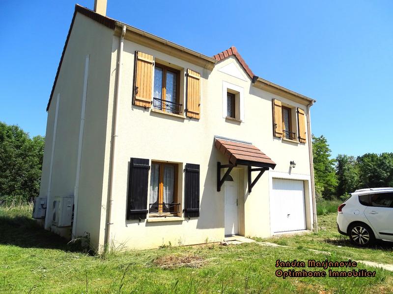 Maison contemporaine de 123  m2 - Rambouillet (78120)