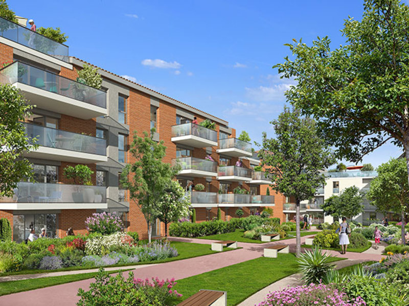 Appartement de 65  m2 - L'Union (31240)