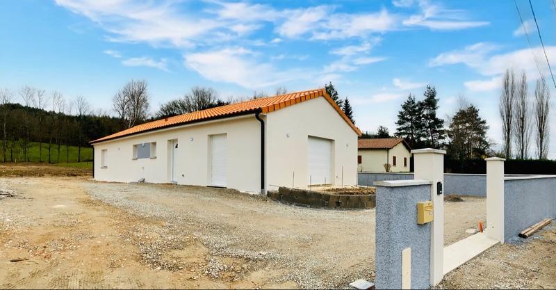 Villa de 110  m2 - Courpière (63120)