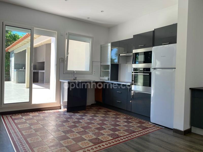 Maison rénovée de 100  m2 - Canet-en-Roussillon (66140)