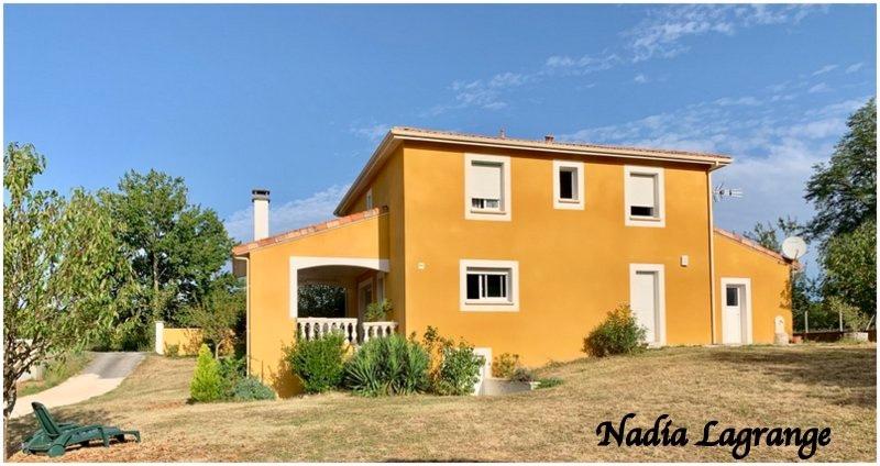 Maison de 180  m2 - Marsac-sur-l'Isle (24430)