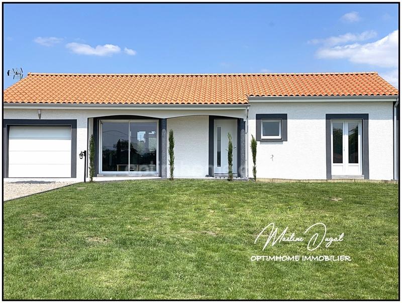 Maison contemporaine de 94  m2 - Randan (63310)