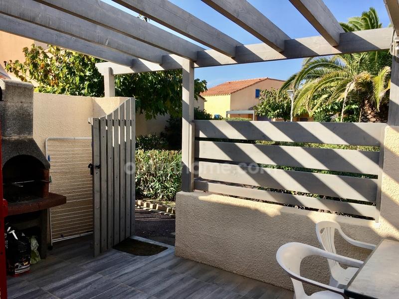 Appartement en rez-de-jardin de 34  m2 - Saint-Cyprien (66750)