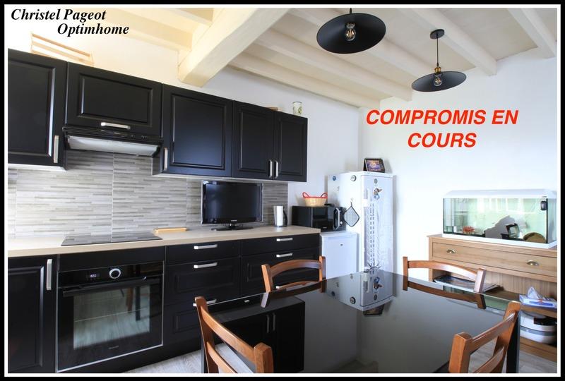 Maison mitoyenne de 106  m2 - Saint-Lon-les-Mines (40300)