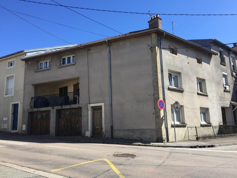 Immeuble de rapport de   m2 - Vittel (88800)