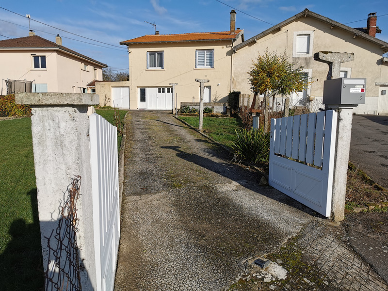 Maison de 74  m2 - Saint-Junien (87200)