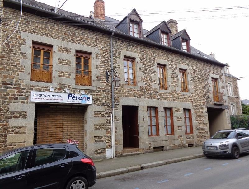Immeuble de   m2 - Fougères (35300)