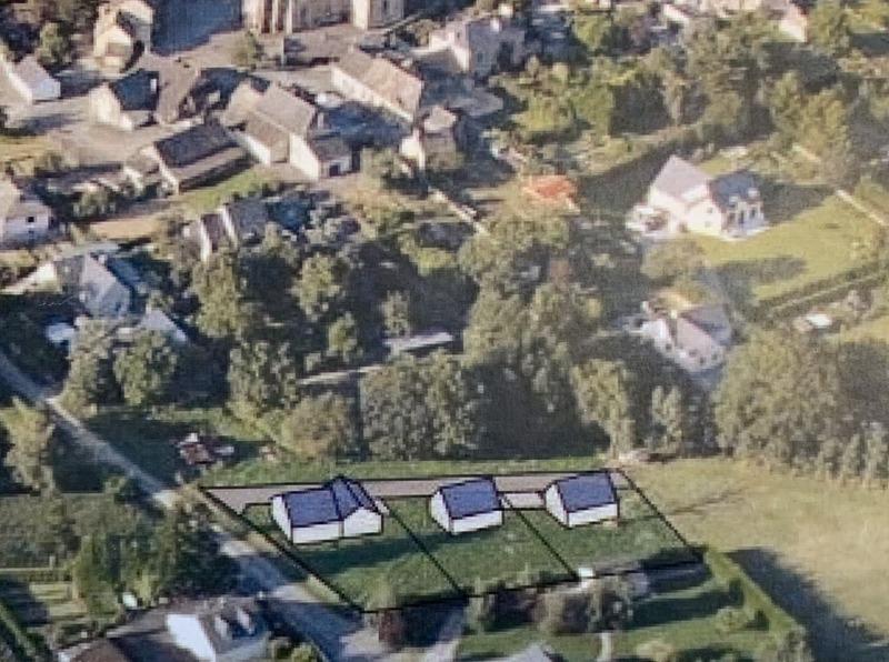Parcelle de terrain de   m2 - Janzé (35150)
