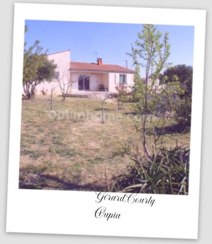 Maison contemporaine de 160  m2 - Pépieux (11700)