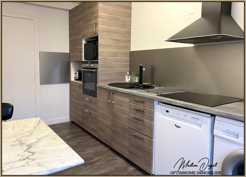 Appartement de 82  m2 - Vichy (03200)