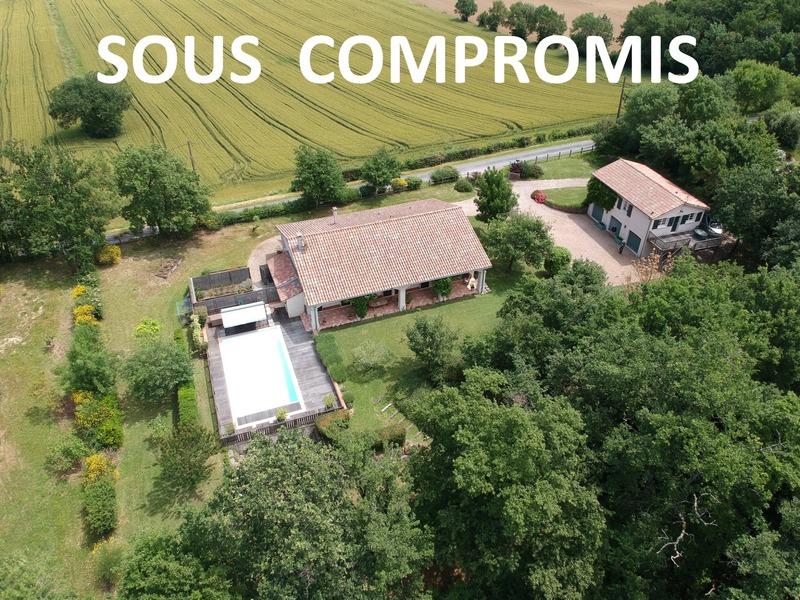 Villa de 224  m2 - Revel (31250)