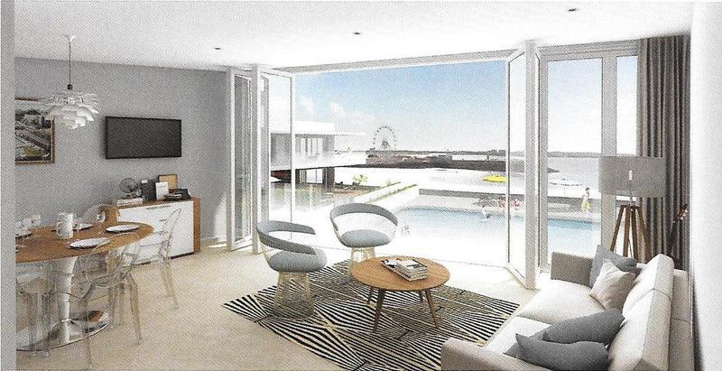 Appartement en résidence de 72  m2 - Royan (17200)