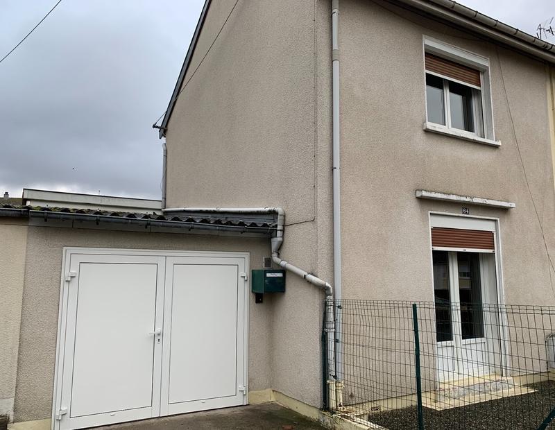 Maison de 82  m2 - Saint-Dizier (52100)