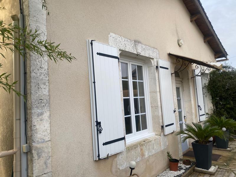 Maison de village de 78  m2 - Fouquebrune (16410)