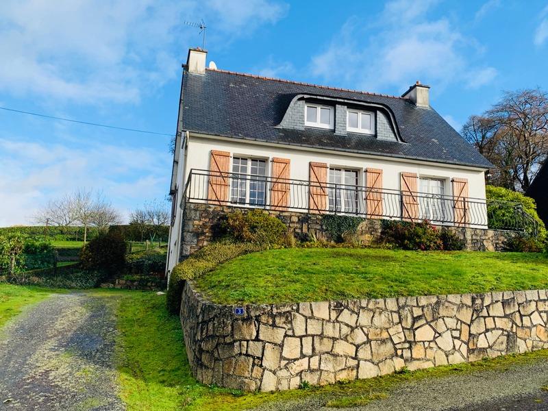 Maison de 113  m2 - Gouarec (22570)