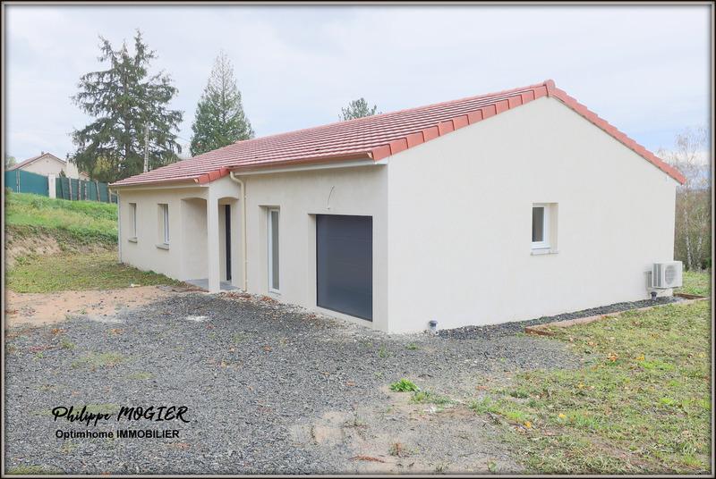 Maison plain-pied de 112  m2 - Abrest (03200)