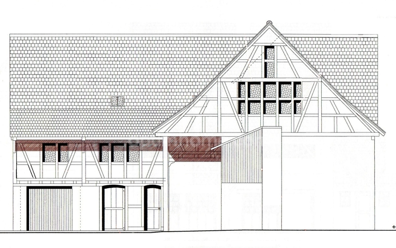 Grange de 230  m2 - Erstein (67150)