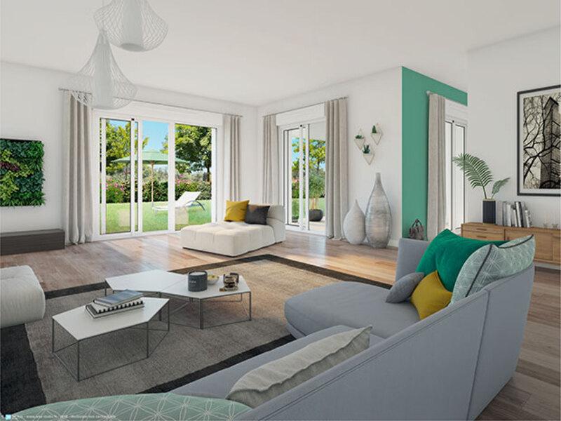 Maison de 102  m2 - Lucciana (20290)