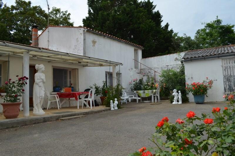 Maison de village de 117  m2 - Champagné-les-Marais (85450)