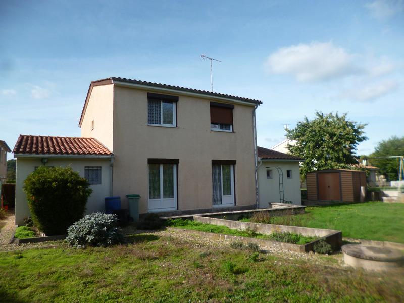 Maison individuelle de 100  m2 - Gueugnon (71130)