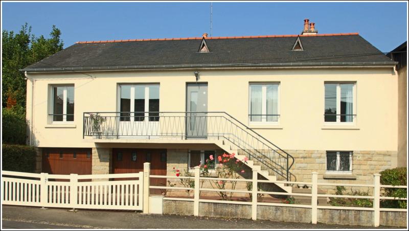 Maison de 94  m2 - Fougères (35300)