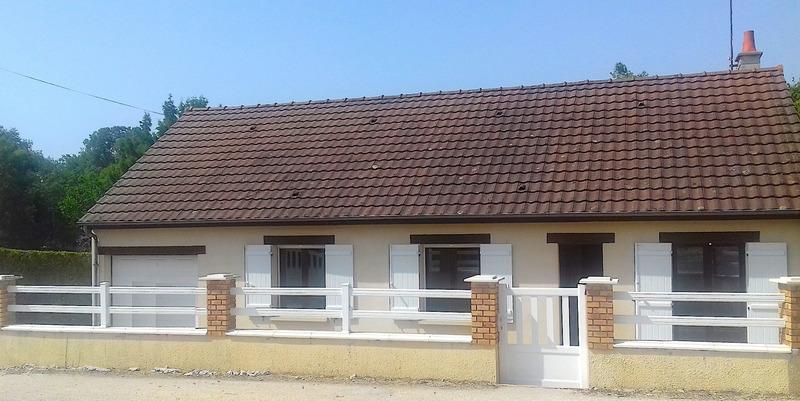 Maison individuelle de 92  m2 - Lunery (18400)