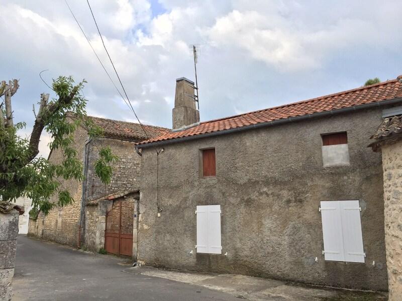 Maison de village de 53  m2 - Mornac (16600)