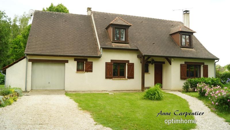 Maison individuelle de 150  m2 - La Croix-en-Brie (77370)